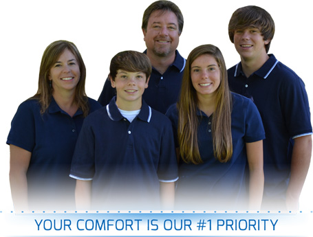 Haddon Heating and Cooling - Family Owned & Operated